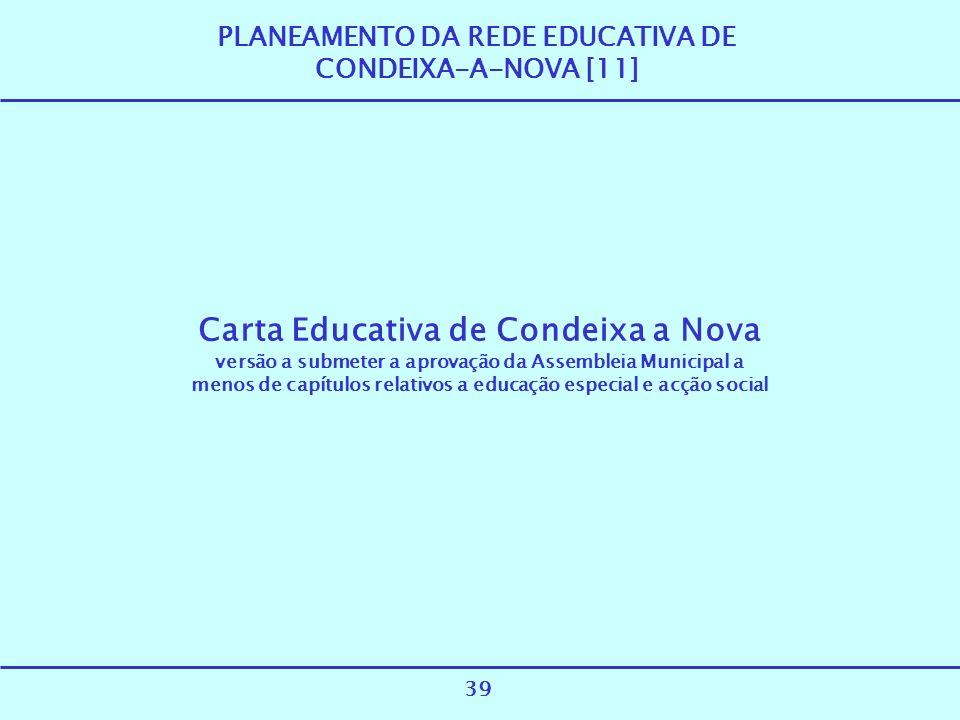 PLANEAMENTO DA REDE EDUCATIVA DE CONDEIXA-A-NOVA [11]